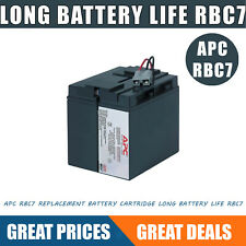 APC RBC7 Replacement Battery Cartridge Long battery life RBC7