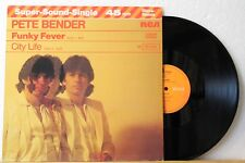 "12"" MAXI-Pete Bender-Funky Fever - 6:51 min-Limited Edition-RCA 1979"
