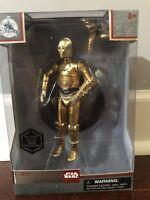 Star Wars Elite Series C-3PO The Last Jedi -RARE VERSION-