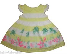 BABY GIRLS YELLOW DRESS 0-3MTHS - New