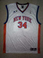 ADIDAS New York NY Knicks EDDY CURRY nba Basketball Jersey Adult MENS/MEN'S (xl)