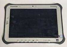 Panasonic Toughpad FZ-G1 Tablet Silver (Untested)
