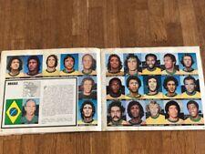 Album figurine MUNCHEN 74 COMPLETE sticker wc wm 1974 figurinhas world cup copa