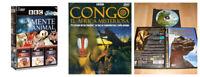 Pack varios documentales animales selva BBC PRECIO: 15€ ENVÍO: GRATIS