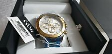 HUGO BOSS MENS IKON CHRONO WATCH HB1512960 TWO TONE GOLD AND SILVER, RRP £399.00