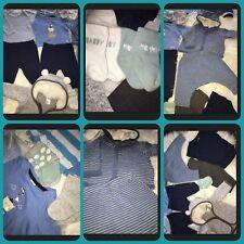Baby Junge Bekleidung Set Paket Gr 50-62• H&M,Baby Club Lupilu-18Teile