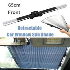 Retractable Car Folding Auto Windshield Cover Front Window Sun Shade Visor Block