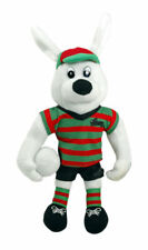 South Sydney RABBITOHS NRL 28cm Plush Team Mascot Toy
