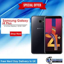 """New Samsung Galaxy J4 Plus J415F Black 32GB 13MP 6"""" WIFI NFC Unlocked Smartphone"""