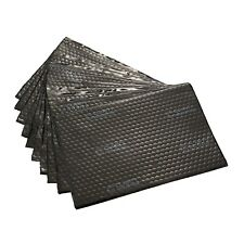 Sound Deadening Mat XL + Extra Thick Black 2mm 2.5mm 200X300mm 300x400mm Pack