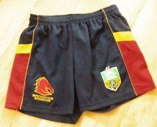 Brisbane Broncos shorts youth size 10