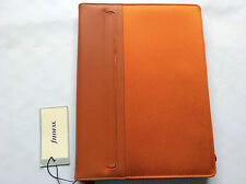 Filofax A4 Graphic Zip Folder Orange