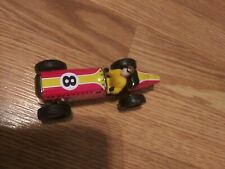 Schylling Speedway Racer Classic Wind-Up Tin Toy Car & Driver