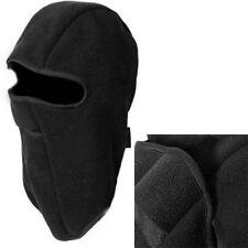 Unisex Motorcycle Thermal Fleece Hat In Helmet Winter Full Face Neck Mask Cover