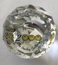 New ListingSwarovski Crystal Smiley Gallery Sponsor 2000 Original Box