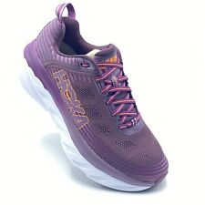 Hoka One 1019270 ADGJ  Women's Bondi 6 Shoes  Running US,7.5 MED WORN ONCE.D1.