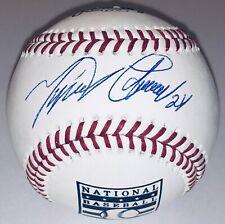 Miguel Cabrera signed Detroit Tigers autographed MLB baseball (JSA Witness COA)