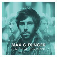 MAX GIESINGER - DER JUNGE,DER RENNT  CD NEU