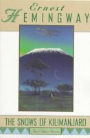 Snows of Kilimanjaro, and Other Stories, Hardcover by Hemingway, Ernest, Acce...