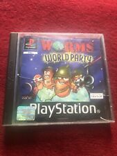 Worms World Party (Playstation), Good PlayStation, Playstation Video Games
