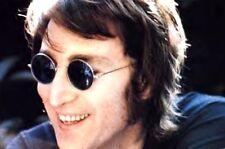 John Lennon Sun Glasses Hinge Circle Round Glasses Vintage Hippie Retro Fashion