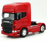 SCANIA V8 R730 - red - WELLY 1:32