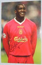 Emile Heskey signed Liverpool 12x8