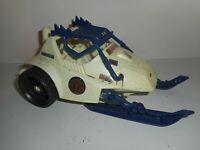 Vintage 1992 Hasbro GI Joe Ice Snake Vehicle