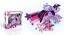 MY LITTLE PONY TWILIGHT SPARKLE 3D MINI LED DECO WALL LIGHT BRAND NEW GREAT GIFT