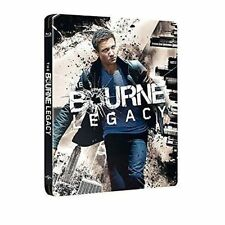 Blu Ray THE BOURNE LEGACY - (2012) (Steelbook Blu-Ray) ......NUOVO