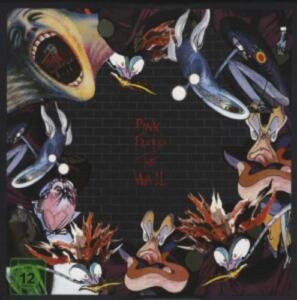 BOX Pink Floyd - The Wall   Immerson-Edition (6CDs + 1 DVD) ROCK ALBUM KONZERT