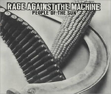 RAGE AGAINST THE MACHINE - People of the sun CDS 2TR 1996 HARD ROCK RARE!