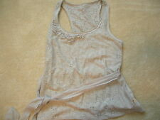 New With Tags Hollister Gray Top Size Medium