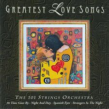 GREATEST LOVE SONGS - THE 101 STRINGS ORCHESTRA / CD - NEU