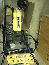 647122-00 Used Wheel (1) Part Dg4300 Dewalt Generator sold as a part