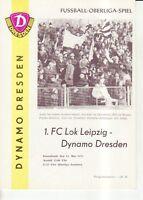 OL 75/76 SG Dynamo Dresden - 1. FC Lok Leipzig, 15.05.1976