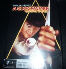 A Clockwork Orange (Stanley Kubrick) (Australia Region 4) DVD – New