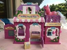 My Little Pony Playset Cotton Candy Cafe Hard to Find!