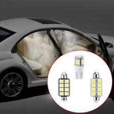 14x Led Bulbs Interior White Light Package Kit For 2002-2011 Dodge Ram 1500/2500