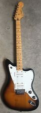 Squier Vintage Modified Jazzmaster Hardtail Two Tone Sunburst by Fender