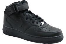Nike Air Force 1 Mid 07 Black-black - 45