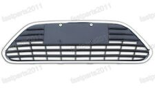 FRONT BUMPER LOWER GRILL CHROME TRIM For Ford Focus 2009-2011