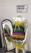 Cotton Blend Tunics Vintage Dresses for Women