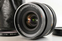 【TOP MINT】CONAX Carl Zeiss Distagon T* 35mm F/2.8 AEJ Lens For CY Mount From JP