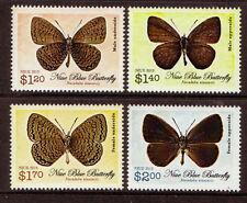 Echte Briefmarken aus Australien, Ozeanien & der Antarktis für Schmetterlinge