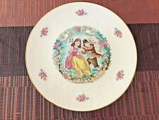 "1979 Royal Doulton ""My Valentine"" Bone China Plate Collector Plate"