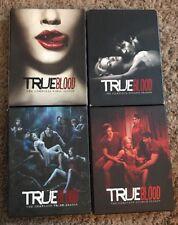 True Blood Seasons 1-4