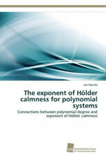 The exponent of Hölder calmness for polynomial systems by Jan Heerda.