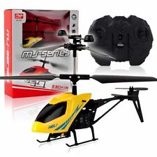 Mini 2CH RC Helicopter Remote Control Radio Aircraft Electric Micro 2 Channel