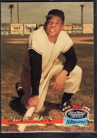 1993  WILLIE MAYS - Stadium Club - Ultra Pro - Baseball Card # 9